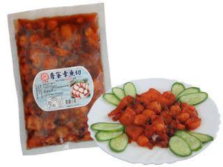 蜜汁章魚片